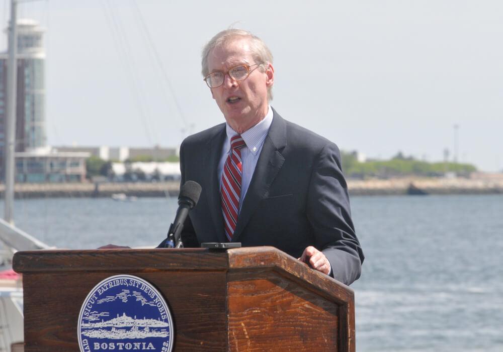 Michael Mooney, Chairman of the Board of Directors of Sail Boston, Inc.