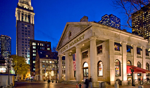 Faneuil Hall Marketplace Photo