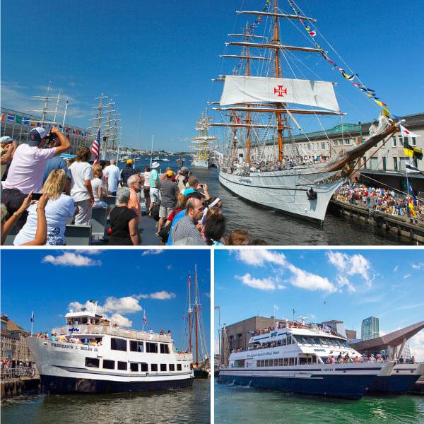Tours Attractions Sail Boston - Boston tall ship cruise
